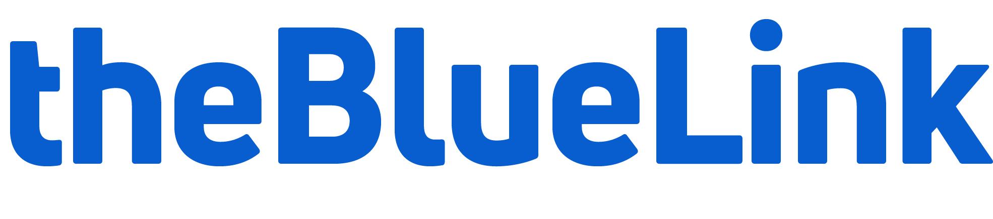 Logo van theBlueLink